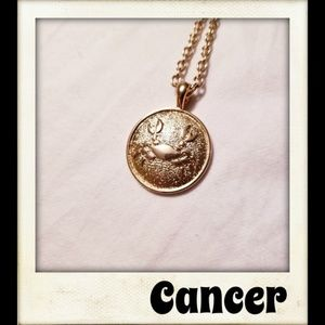 🎨👼🏽🆕️ Cancer Zodiac Necklace